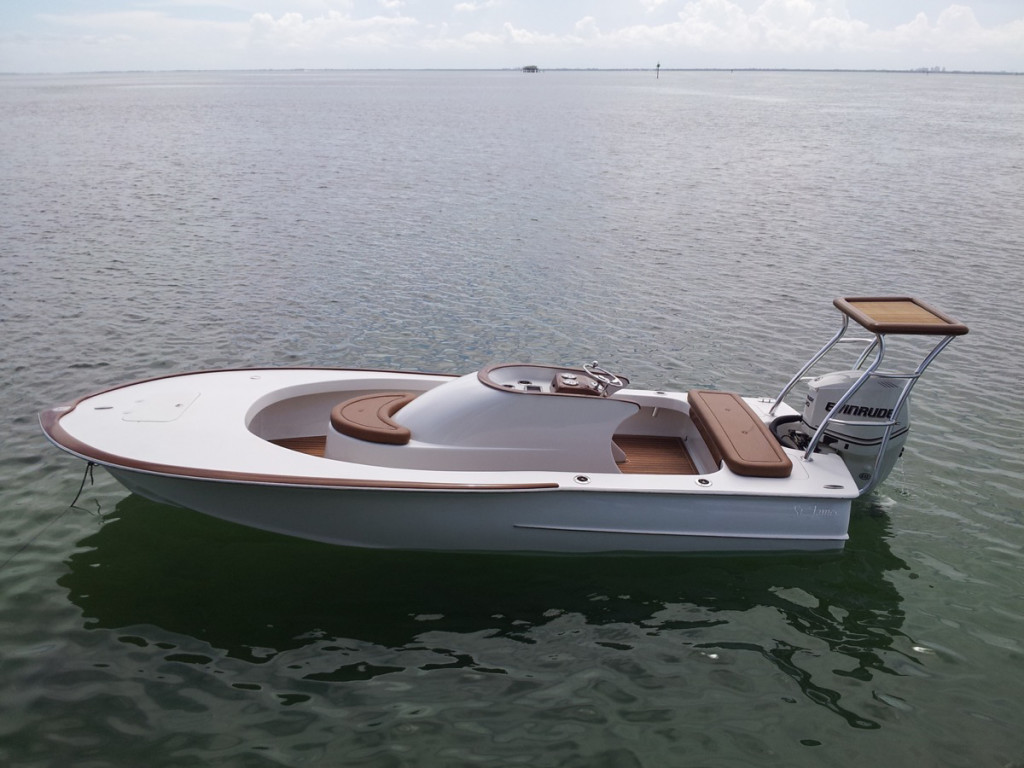 Gallery st james boatworks custom boats for Fast fishing boats